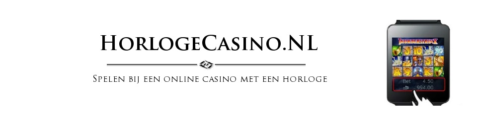 Horloge Casino